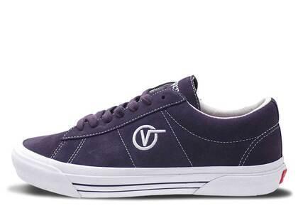 Vans Sid Pro Supreme Purpleの写真