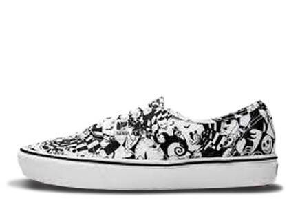 Vans Comfycush Authentic The Nightmare Before Christmasの写真