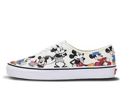 Vans Authentic Disney Mickey's Birthdayの写真