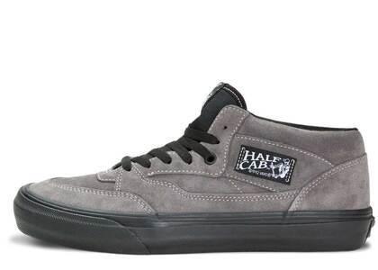 Vans Half Cab Pro Uprise Skateshop Charcoal Greyの写真