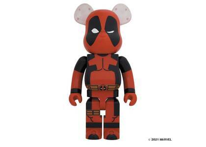 Be@rbrick Deadpool 1000%の写真