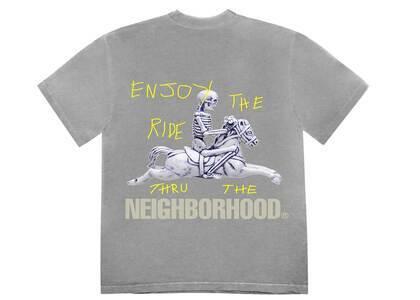 Cactus Jack × Neighborhood Carousel T-Shirt Grayの写真