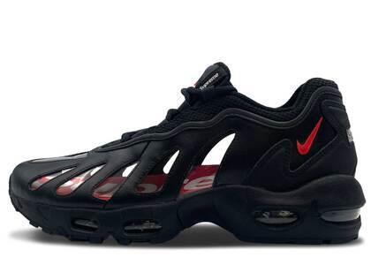 Supreme × Nike Air Max 96 Blackの写真