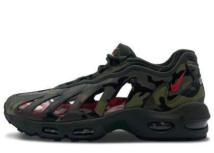 Supreme × Nike Air Max 96 Camoの写真