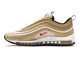 Air Max 97 Ultra 17 Metallic Goldの写真