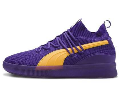 Puma Clyde Court City Pack Los Angeles Lakersの写真