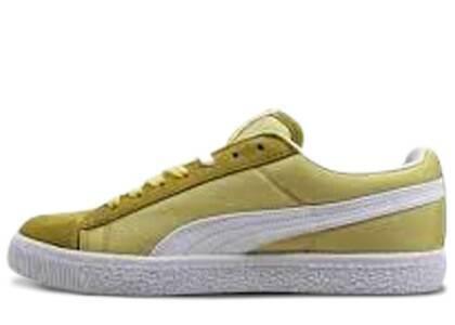 Puma Clyde UNDFTD Ballistic Mellow Yellowの写真