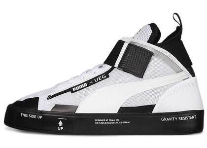 Puma Court Play UEG Gravity Resistance Whiteの写真
