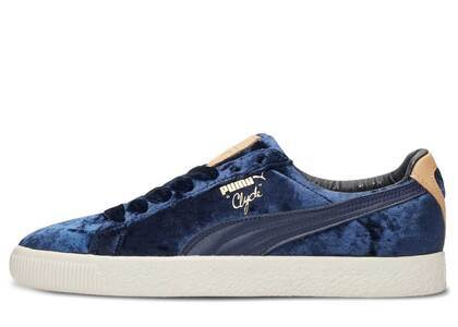 Puma Clyde Extra Butter Kings of New York Peacoatの写真