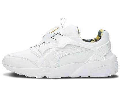 Puma Disc Blaze Minions Whiteの写真