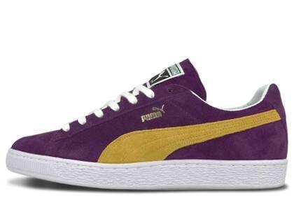 Puma Suede Classic Collectors Lakersの写真