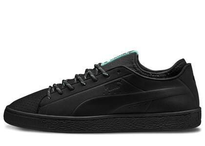 Puma Basket Sock Lo Diamond Supply Co Blackの写真