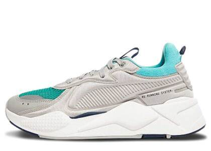 Puma RS-X Softcase High Rise Blue Turquoiseの写真