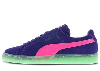 Puma Suede Sophia Webster Blue Womensの写真