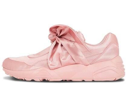 Puma Bow Rihanna Fenty Pink Womensの写真