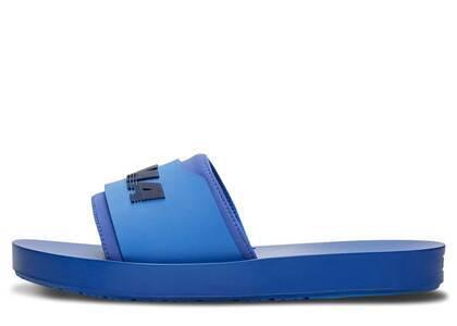 Puma Surf Slide Rihanna Fenty Dazzling Blue Womensの写真