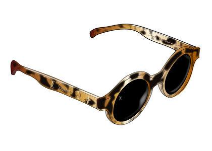 Supreme x Louis Vuitton Downtown Sunglasses Tortoise Shell (SS17)の写真