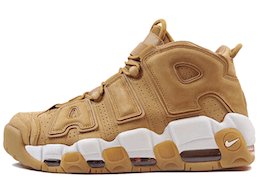 Air More Uptempo Flaxの写真
