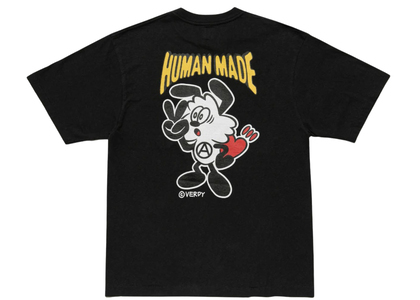 Girls Don't Cry × Human Made Verdy T-Shirt #2 Blackの写真