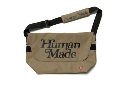 Girls Don't Cry × Human Made Verdy Messenger Bag Oliveの写真