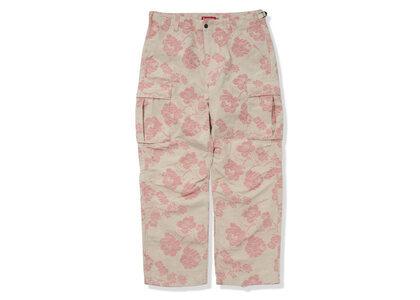 Supreme Floral Tapestry Cargo Pant Pink (SS21)の写真