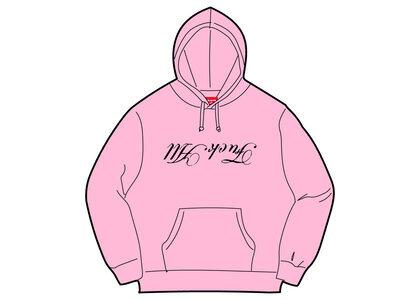 Supreme Jamie Reid Fuck All Hooded Sweatshirt Pink (SS21)の写真