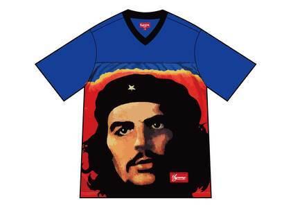 Supreme Che Football Top Blue (SS21)の写真