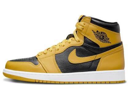 Nike Air Jordan 1 Retro High OG Pollenの写真