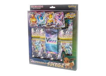 ポケモンカードゲーム ソード & シールド VMAX スペシャルセット イーブイヒーローズの写真
