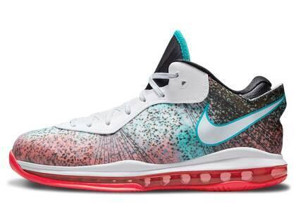 Nike Lebron 8 V2 Low Miami Nightの写真