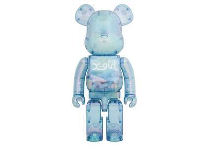 Be@rbrick X-girl 2021 1000%