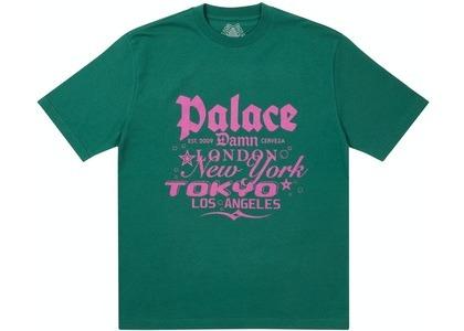 Palace Damb T-Shirt Green (SS21)の写真