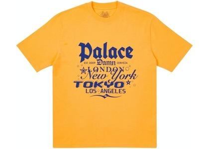 Palace Damb T-Shirt Orange (SS21)の写真