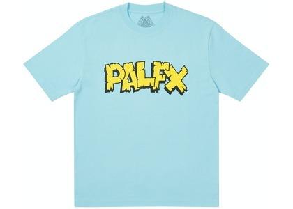 Palace Nein FX T-Shirt Blue (SS21)の写真