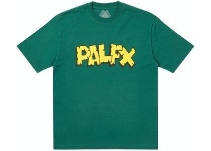 Palace Nein FX T-Shirt Green (SS21)の写真