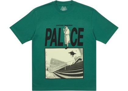 Palace Some Kinda Skate T-Shirt Green (SS21)の写真