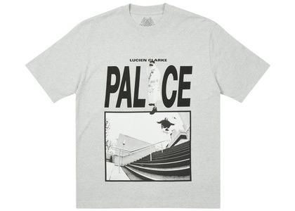 Palace Some Kinda Skate T-Shirt Grey Marl (SS21)の写真