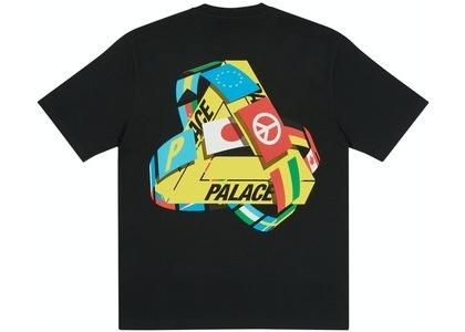 Palace Tri-Flag T-Shirt Black (SS21)の写真