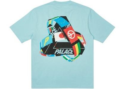 Palace Tri-Flag T-Shirt Blue (SS21)の写真