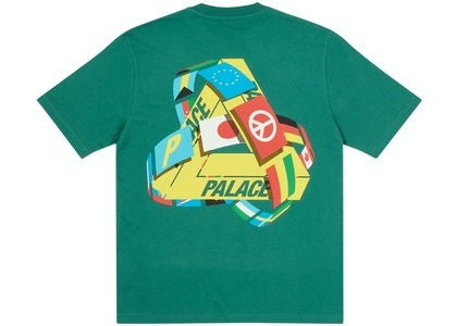 Palace Tri-Flag T-Shirt Green (SS21)の写真