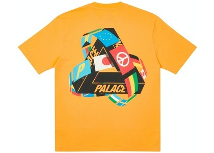 Palace Tri-Flag T-Shirt Orange (SS21)の写真