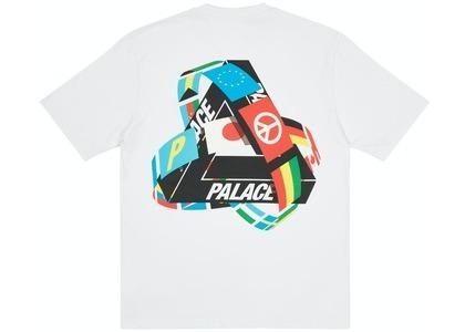 Palace Tri-Flag T-Shirt White (SS21)の写真