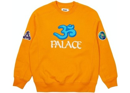 Palace OM Crew Orange (SS21)の写真