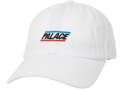 Palace Basically A 6-Panel White (SS21)の写真