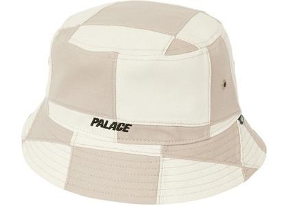 Palace Stitch Up Bucket Hat White (SS21)の写真