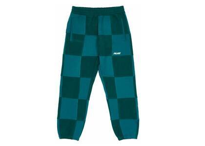 Palace Stitch Up Joggers Teal (SS21)の写真