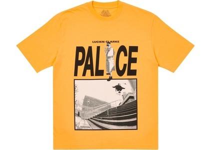 Palace Some Kinda Skate T-Shirt Orangeの写真
