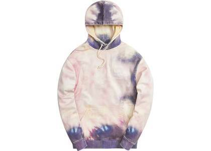 Kith Tie Dye Williams III Hoodie Purple/Pink