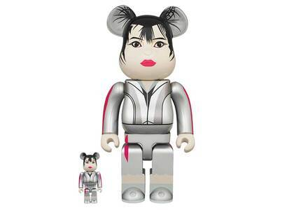 Be@rbrick Aina The End 100% & 400%の写真