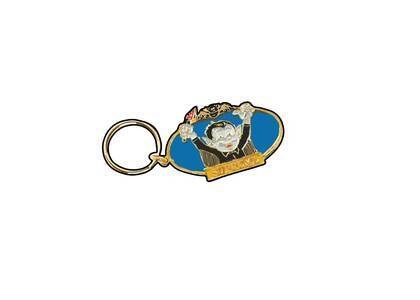 Supreme Vampire Boy Keychain Blue (SS21)の写真